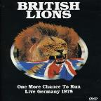 British Lions: One More Chance to Run - Live Germany 1978