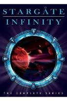 Stargate Infinity - The Complete Series