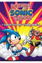 Adventures of Sonic the Hedgehog - No 2: Robotnik Strike Back