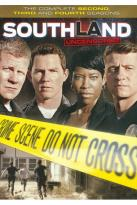Southland - The Complete Second, Third & Fourth Seasons
