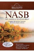 New American Standard Bible (NASB) Bible On DVD