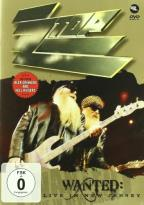 ZZ Top - Wanted: Live in New Jersey