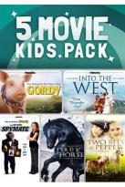 5 Movie Kids Pack