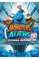 Monsters vs. Aliens: Cloning Around