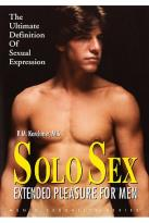 Solo Male Ecstasy: The Man's Guide to Self-Pleasure