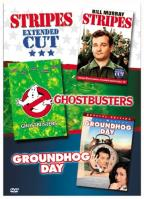 Classic Comedies Collection - Ghostbusters/Stripes/Groundhog Day