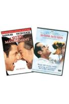 Anger Management/As Good As It Gets 2-Pack
