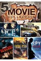 5 Movie Collection: Ice/The Sweeper/A Father's Revenge/Evasive Action/The Spy Killer