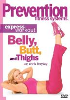 Prevention Fitness Systems - Express Workout: Belly, Butt and Thighs
