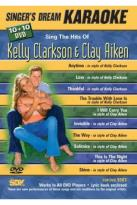 Singer's Dream Karaoke: Sing the Hits of Kelly Clarkson & Clay Aiken
