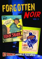 Forgotten Noir Double Feature Vol. 2