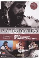 Placido Domingo: My Greatest Roles, Vol. 1 - Puccini
