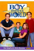Boy Meets World - The Complete Fifth Season