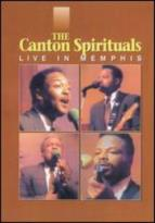 Canton Spirituals, The - Live in Memphis