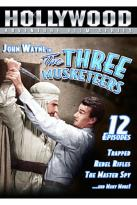 Adventure Film Series Vol. 8: The Three Musketeers - 12 Episodes