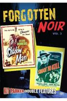 Forgotten Noir Double Feature Vol. 3