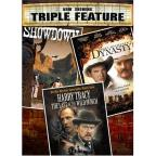 Dynasty/Showdown At Eagle Gap/Harry Tracy-Last Of The Wild Bunch