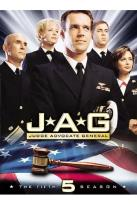 JAG - Season 5