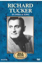 Richard Tucker in Opera and Song