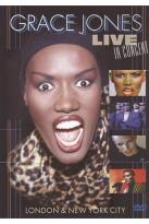 Grace Jones: Live in Concert - London & New York City
