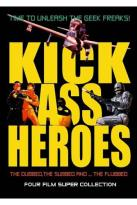 Kick Ass Heroes: Four Film Super Collection