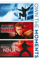Rage of Honor/American Ninja/Revenge of Ninja