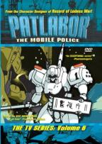 Patlabor: The Mobile Police - The TV Series: Vol. 6
