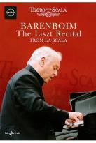 Barenboim - The Liszt Recital from La Scala