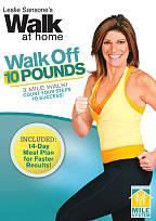Leslie Sansone: Walk At Home: Walk Off 10 Pounds - 3 Mile Walk