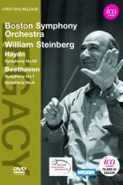 Boston Symphony Orchestra/William Steinberg: Haydn/Beethoven