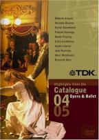 Highlights from the Catalogue - Opera & Ballet