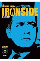 Ironside: Season Two (Vol. 1)