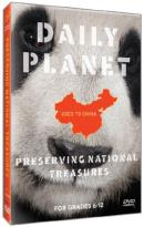 Daily Planet Goes to China: Preserving National Treasures