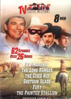 TV Classic Westerns - 8 DVD Box Set