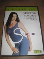 S Factor: Stripping Workout For The Everyday Woman