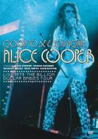Alice Cooper - Good To See You Again, Live 1973 Tour