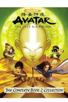 Avatar - The Last Airbender - Book 2: Earth - The Complete Collection