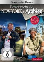 Feuersteins Reisen: Feuerstein in New York & Arabien