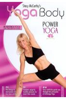Stacy McCarthy's Yoga Body: Power Yoga