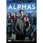 Alphas: Season One