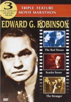 Edward G. Robinson DVD Triple Feature: The Red House / Scarlet Street / The Stranger