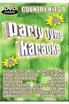 Sybersound Party Tyme Karaoke - DVD Country Hits 4