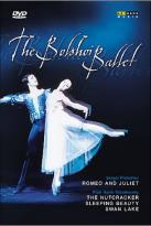 Bolshoi Ballet - Romeo And Juliet/Swan Lake/Sleeping Beauty/The Nutcracker