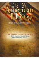 American Heritage Series, Vol. 5: Influence of the Bible in America/How Pastors Shaped Our Independ