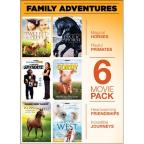 Family Adventures: 6 Movie Pack