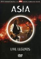 Asia - Live Legends