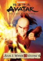 Avatar: The Last Airbender - Book 1: Water - Vol. 4