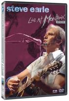 Steve Earle - Live At Montreaux 2005
