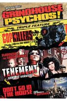 Grindhouse Psychos Triple Feature