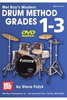 Modern Drum Method - Grades 1 - 3